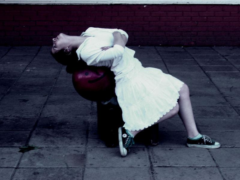 ..Street tango..