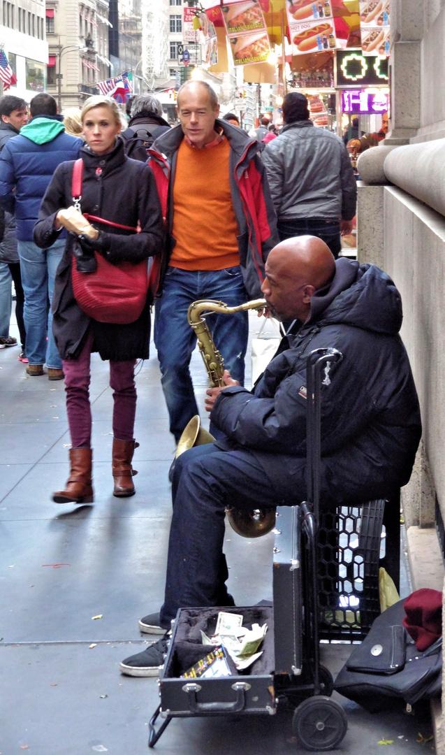 street-worker