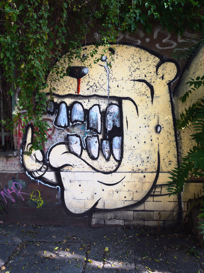 Streetart Berlin 17