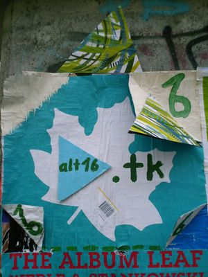 streetart cuts -_- unicode idn Adresse
