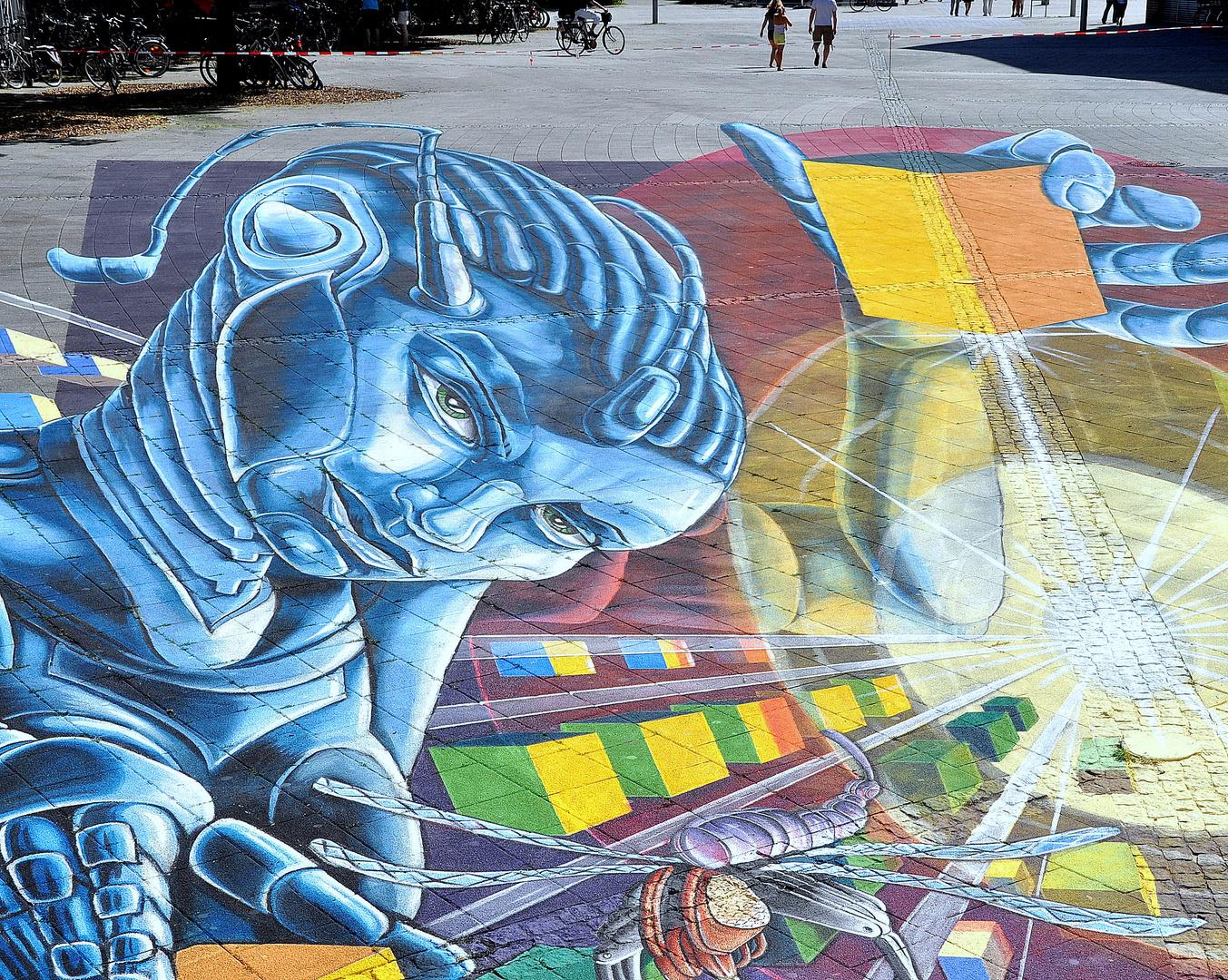 Streetart Festival WHV