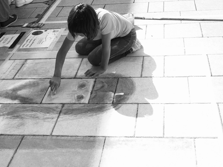 Streetart-Kid