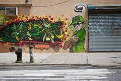 Streetart NYC 2013 | 2