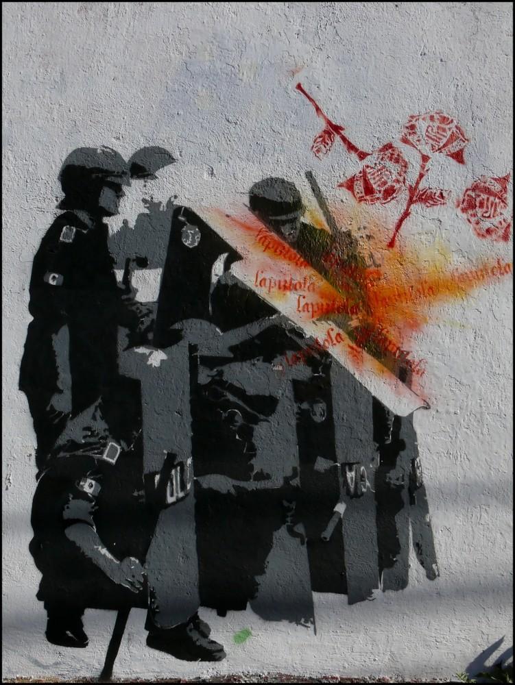 street.art policia