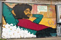 streetart REVOLUTION STREIK K-81 STGT Aktuell