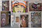 streetart um den alex