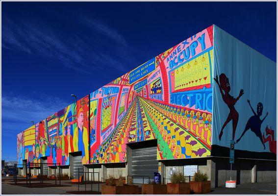 Streetartkunst in Oslo