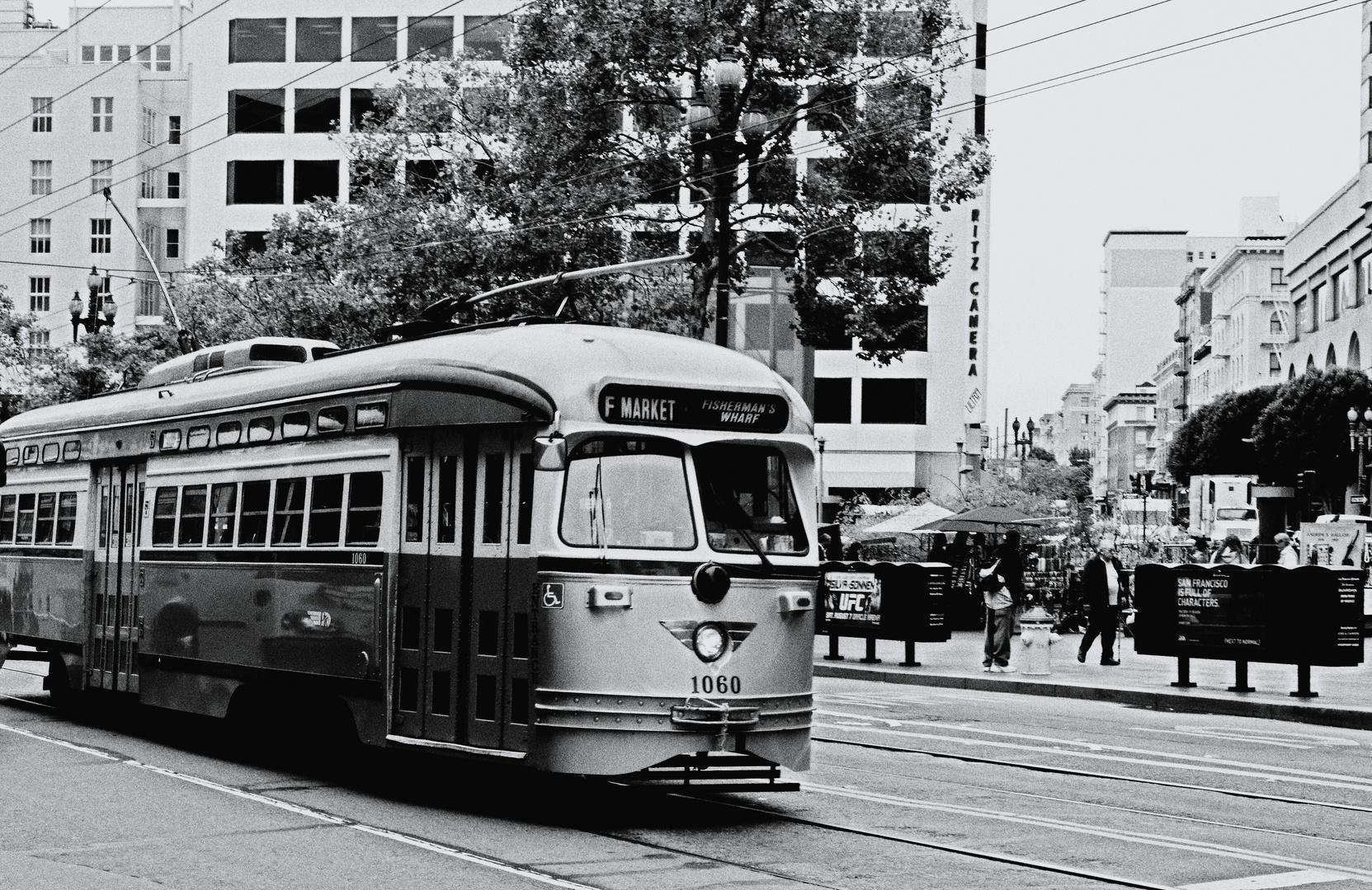 Streetcar 1060 (San Francisco)