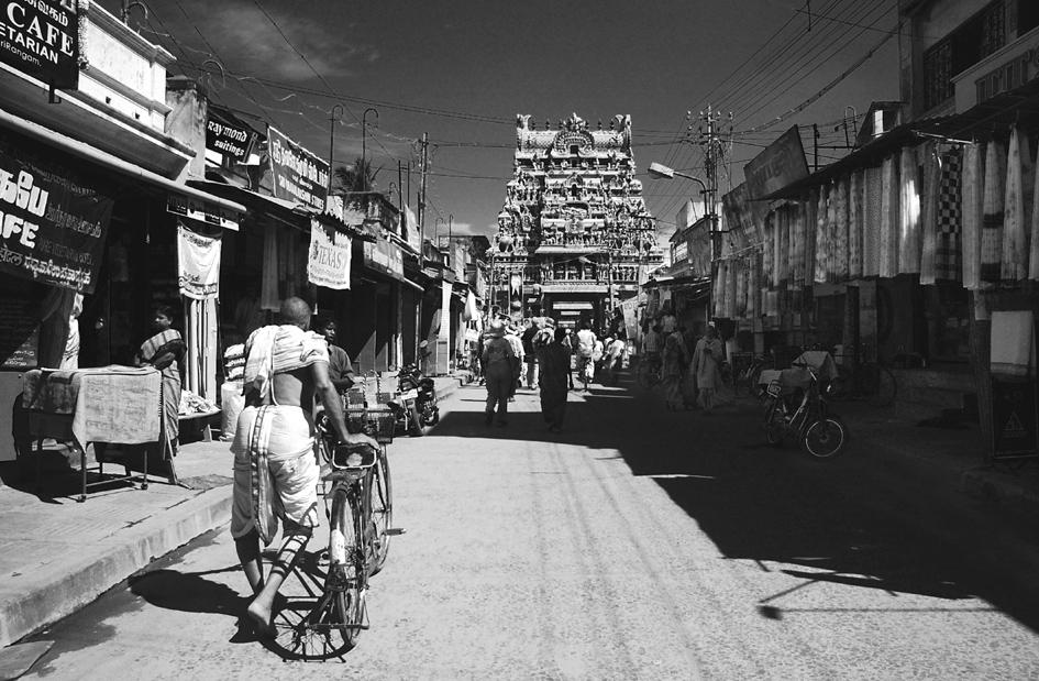 Streetfotografie in Tamil Nadu