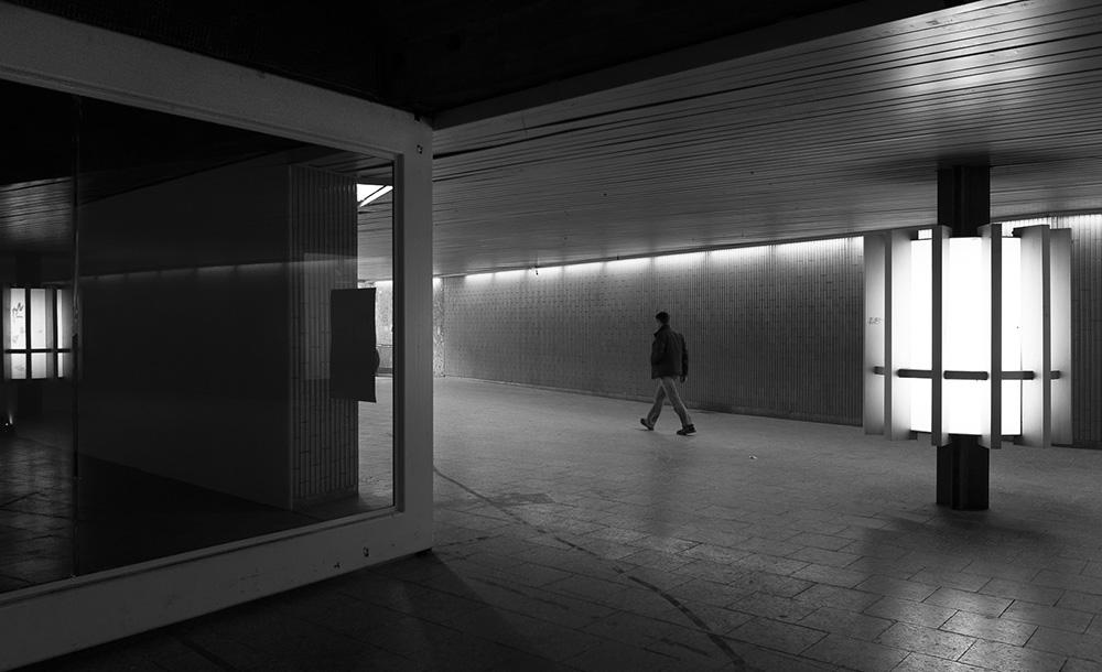 Streetfotografie Maximiliansforum München