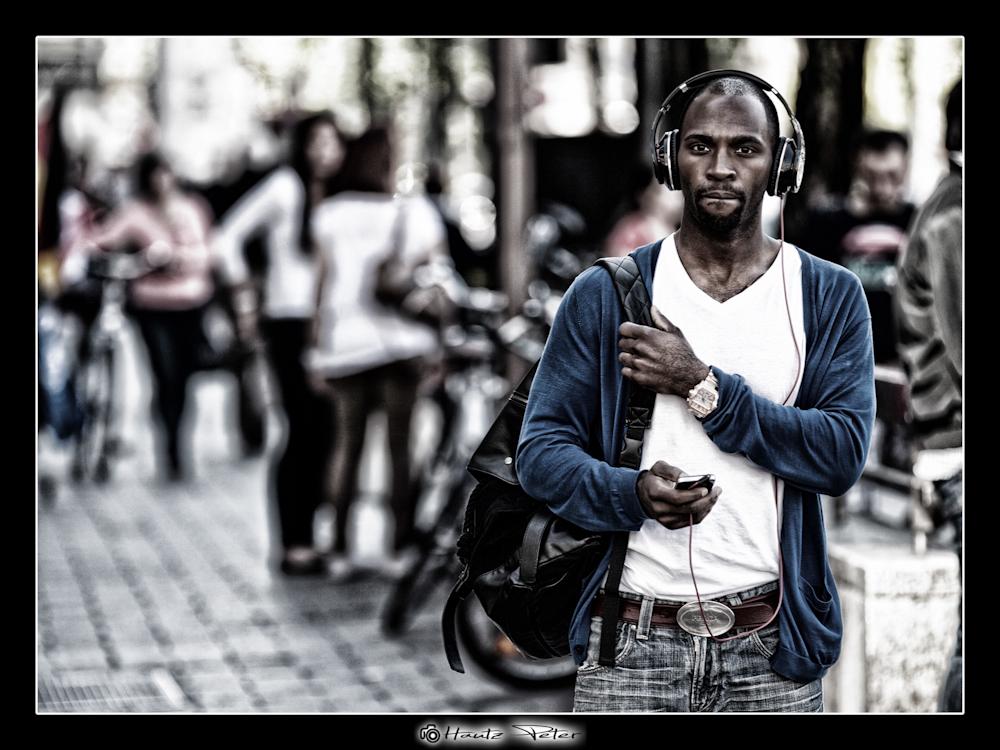 Streetfotografie München