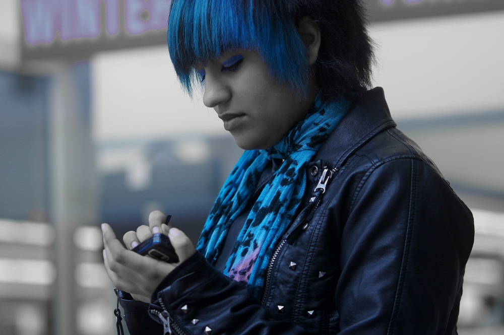 Streetlife [Blue]