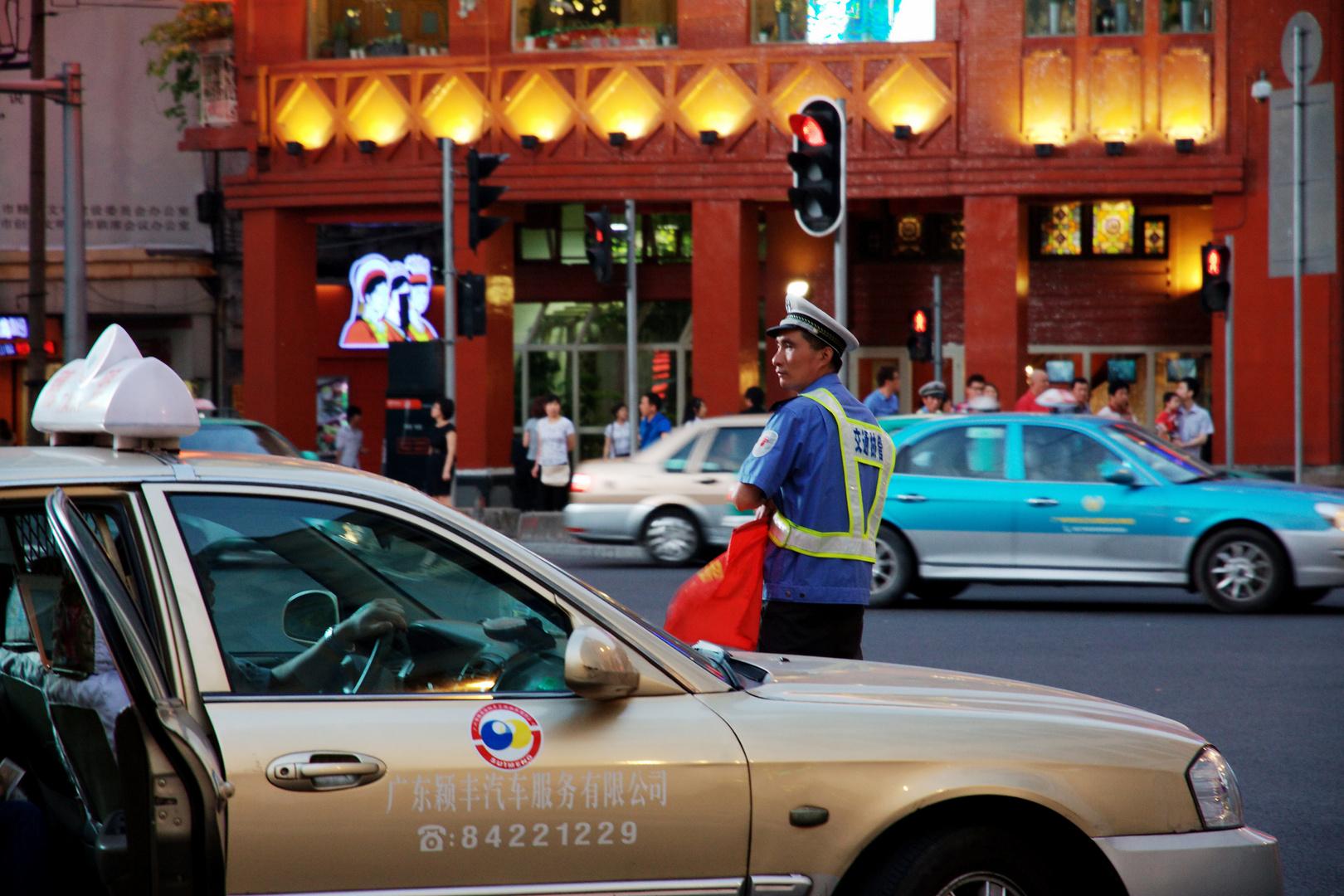 Streetlife in Guangzhou (1)
