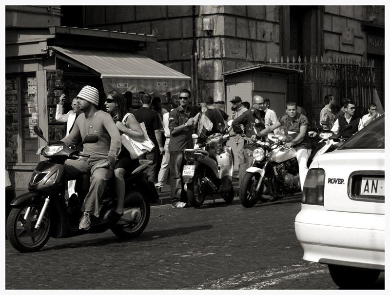 streetlife @ napoli