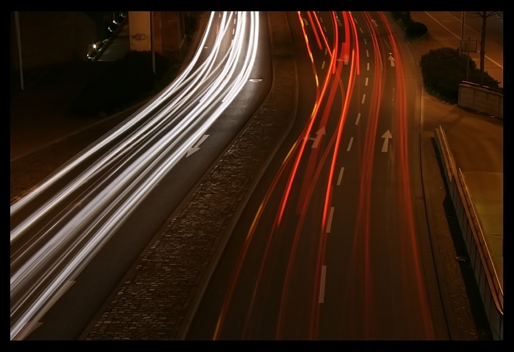 Streetlight Freiburg HB