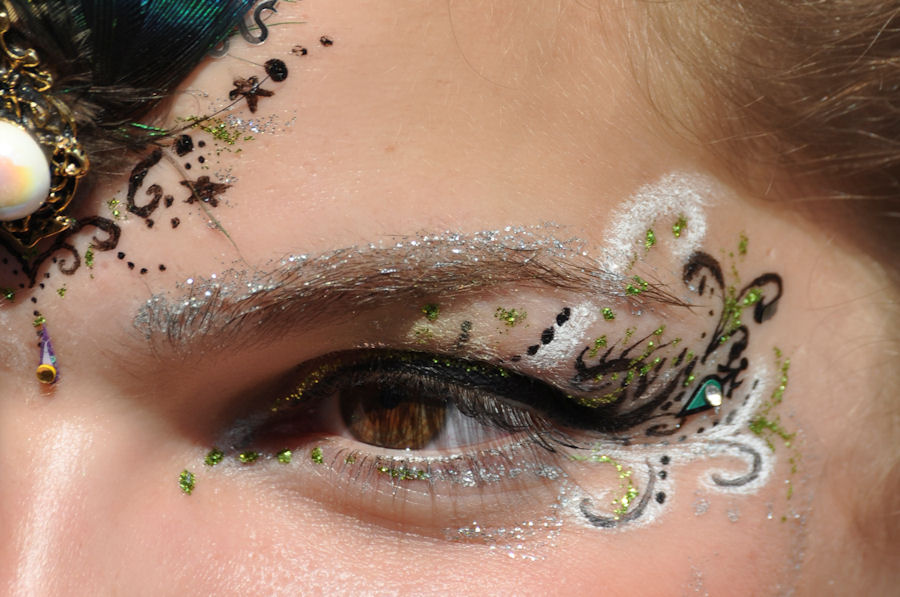 Streetparade 2011 super Make up