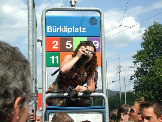 Streetparade Zürich 1 von 4