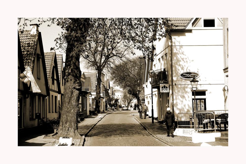 streets...