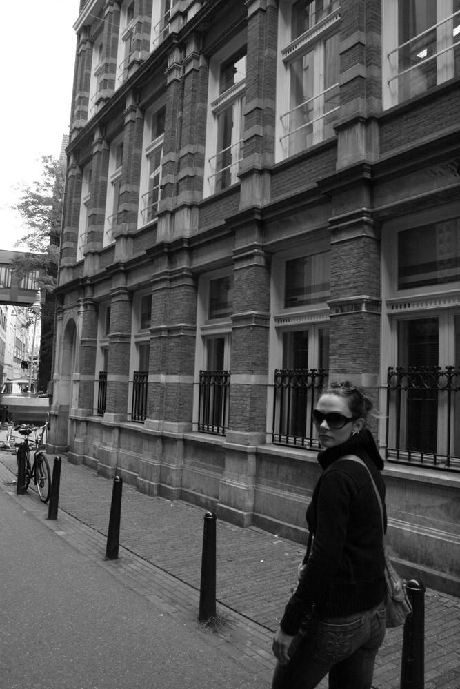 streets of Amsterdam I