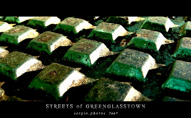 STREETS of GREENGLASSTOWN