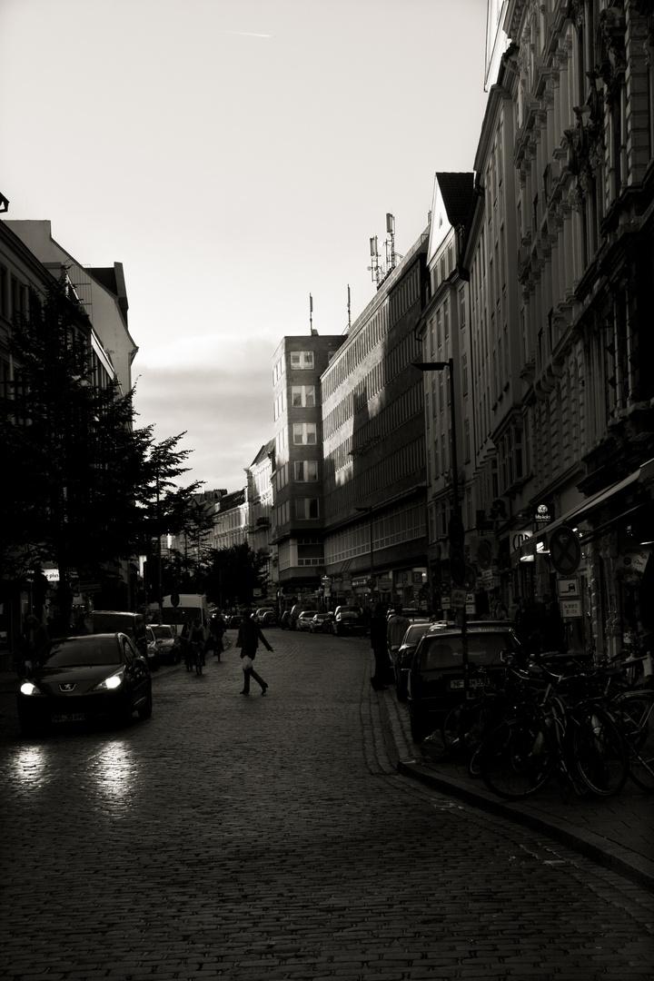 Streets of Hamburg