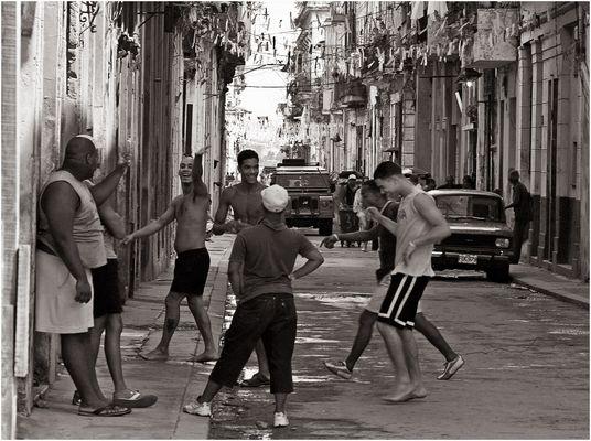 Streets of Havana (reload)