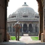 Streets of India 11 - Das indische Grabmal
