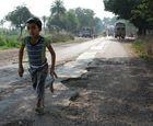 Streets of India 15 - von der Schule nach Hause