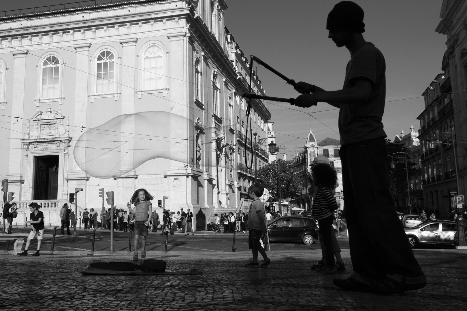 Streets of Lisbon