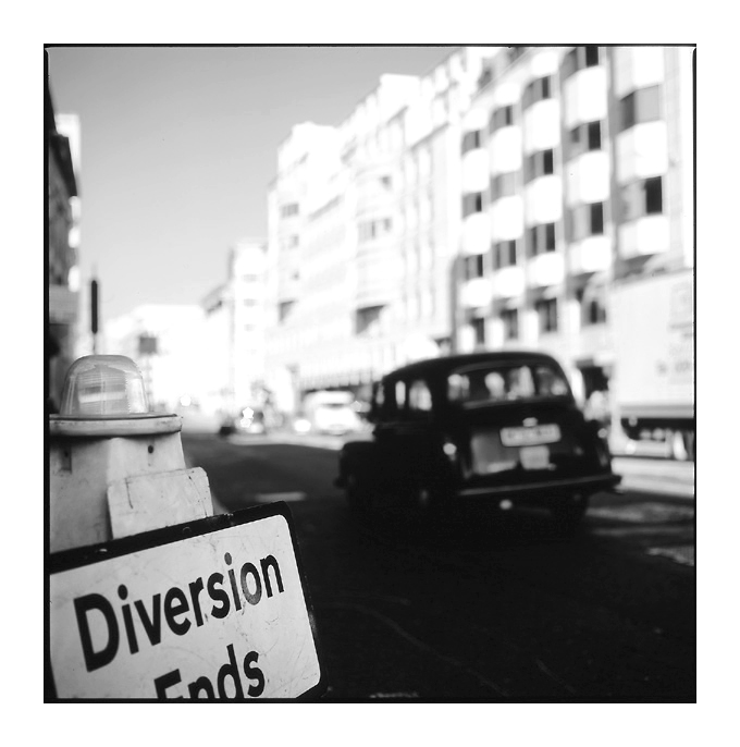 Streets of London - Diversion Ends