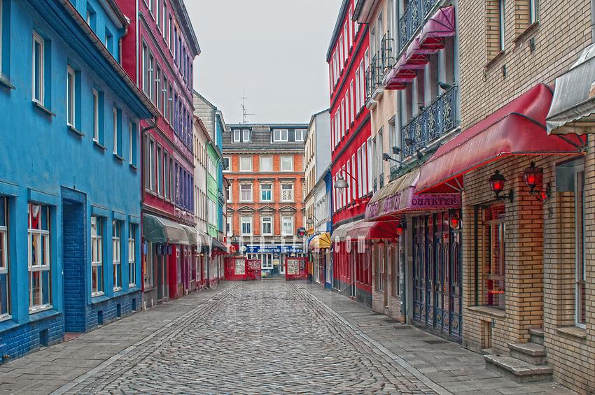 Streets of St. Pauli