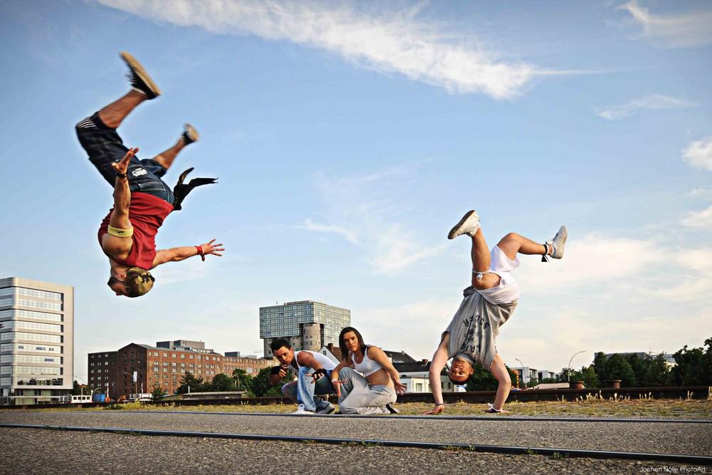 Streetstyle - Breakdance