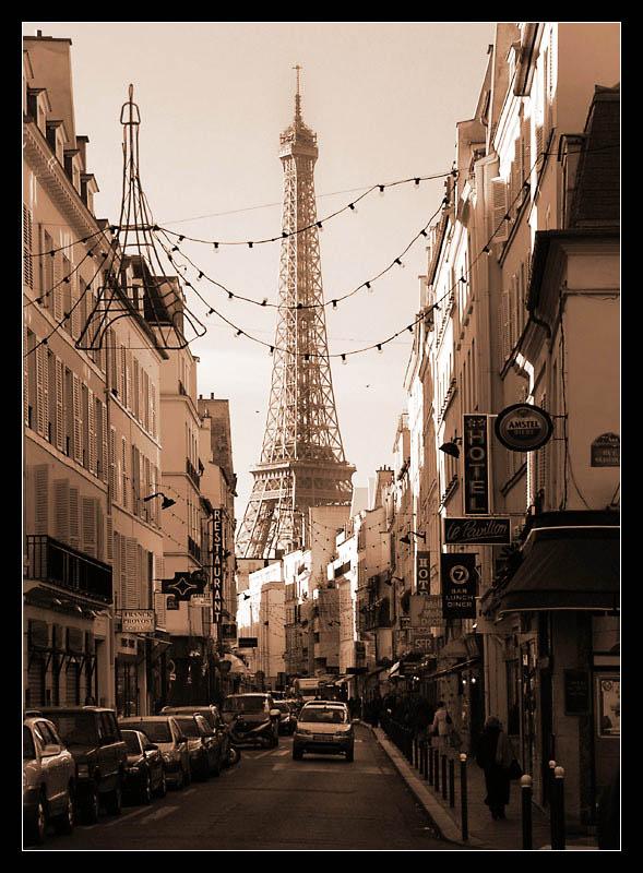 Streifzug durch Paris