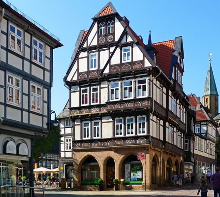 Streifzug ins Mittelalter