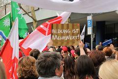 Streik Tarifabschluss Stgt S-18