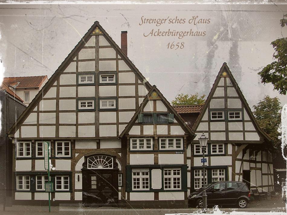 Strenger'sches Haus, Gütersloh