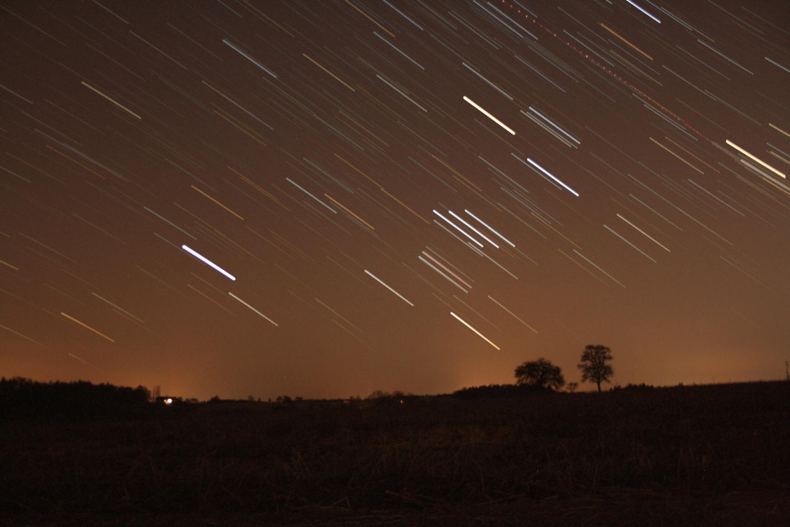 Strichspur - Orion