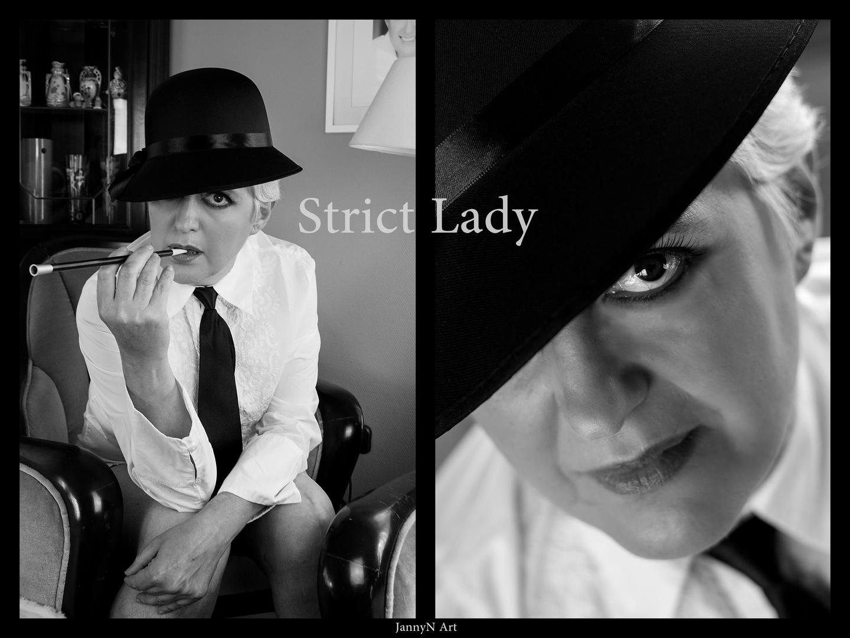 STRICT LADY