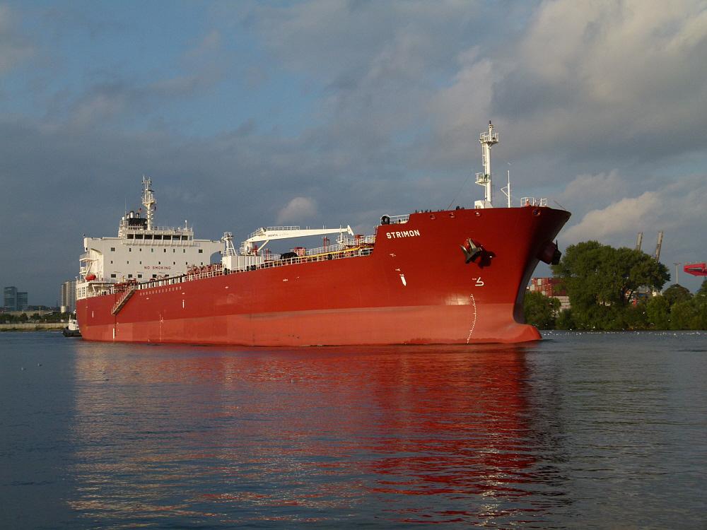 Strimon - Tanker
