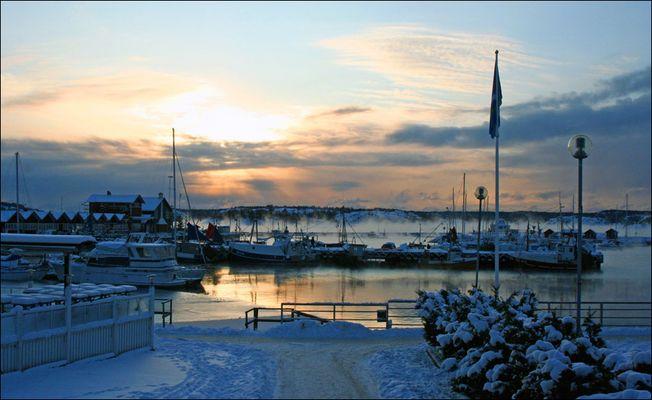 Strömstad im Januar #1