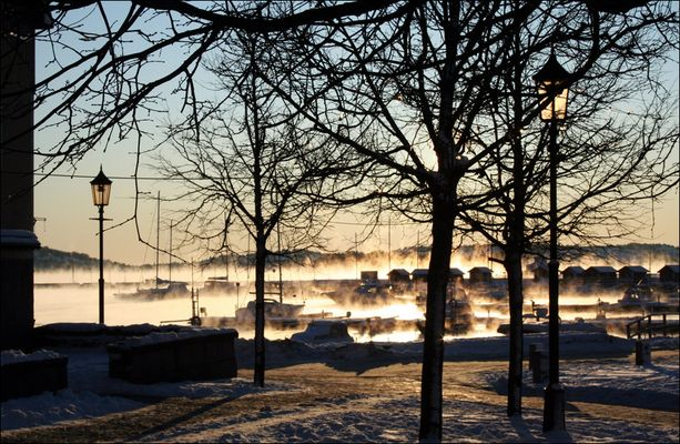 Strömstad im Januar #5