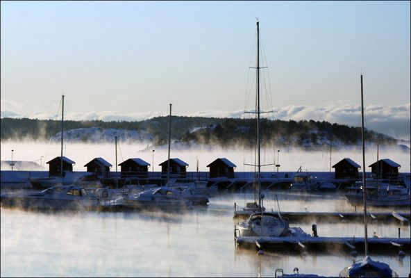 Strömstad im Januar #6