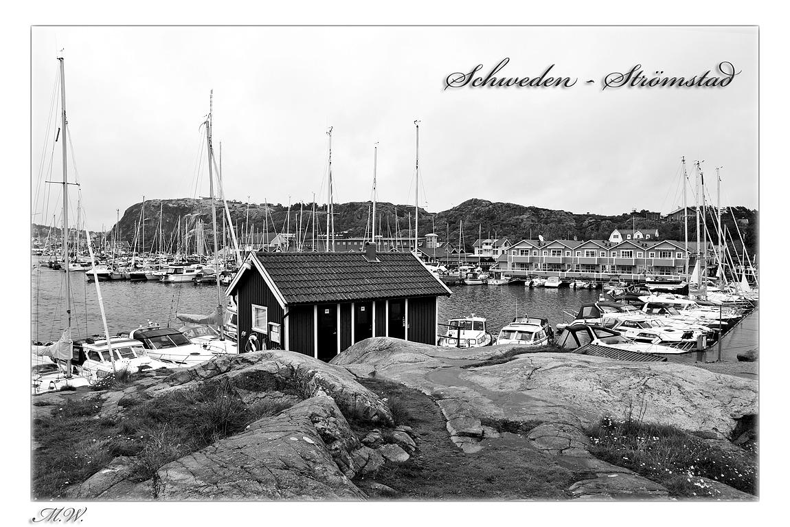 Strömstad - Schweden