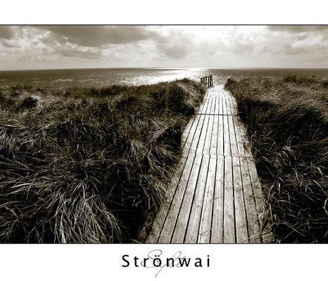Strönwai - Strandweg