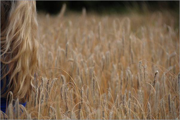 Stroh-Blond ;-)