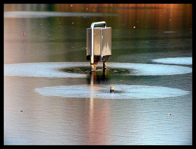 Strom aus dem Eis