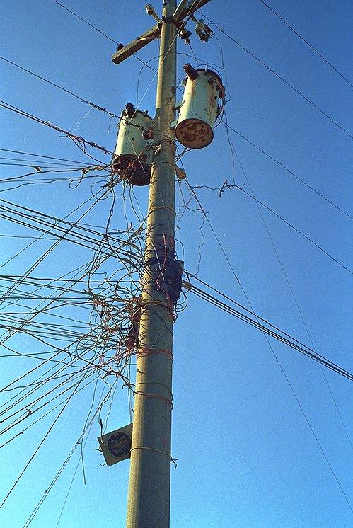 Stromausfall?