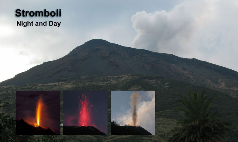 Stromboli Night & Day