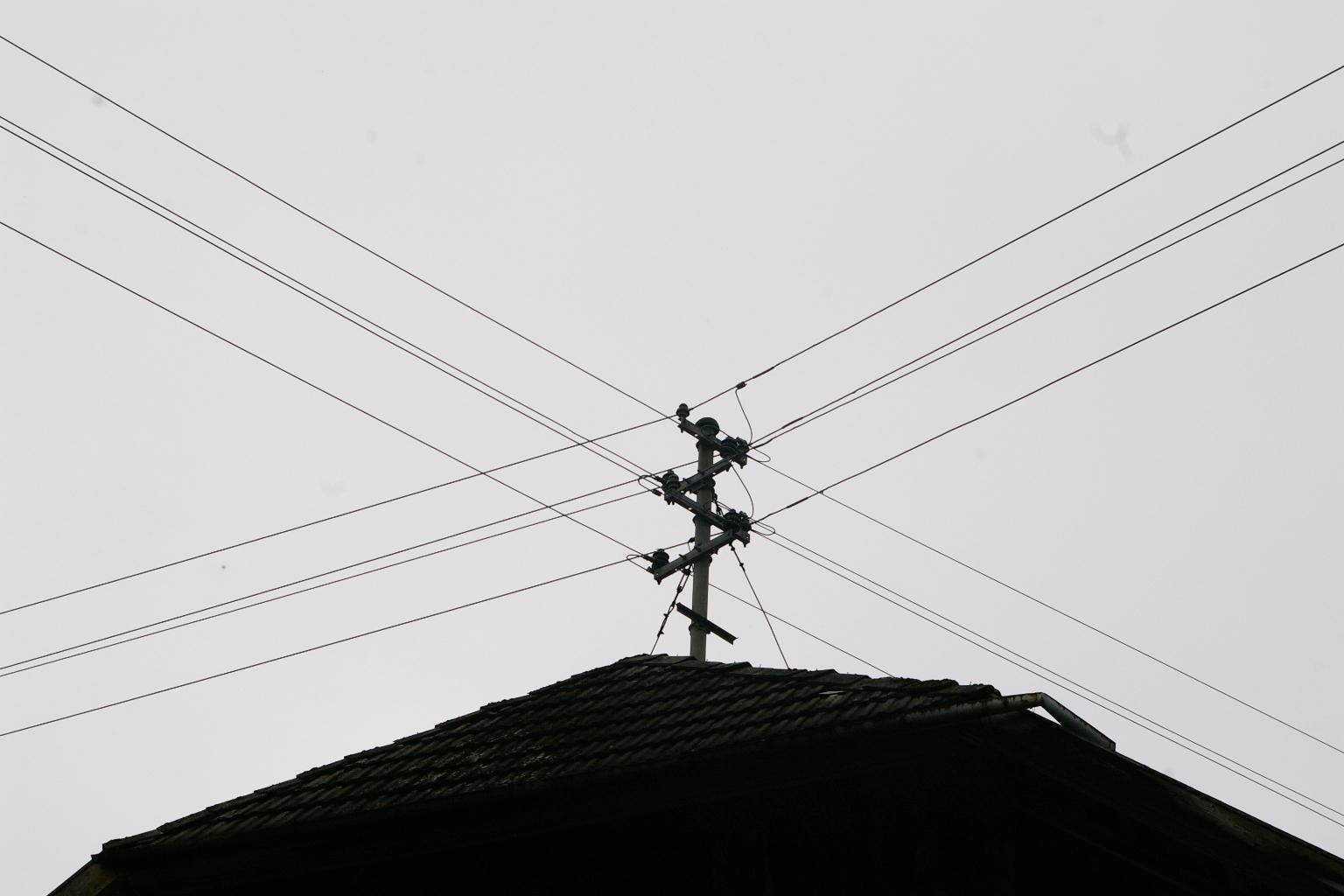 Stromkreuzung