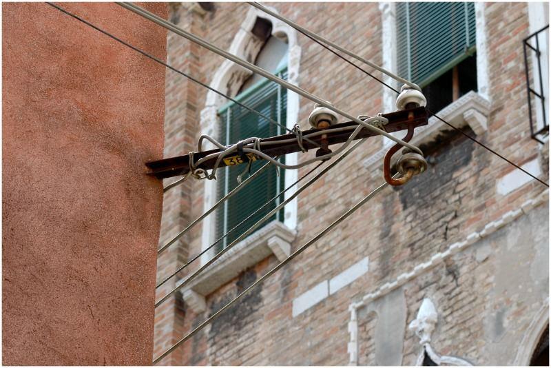 Stromnetz - Venedig